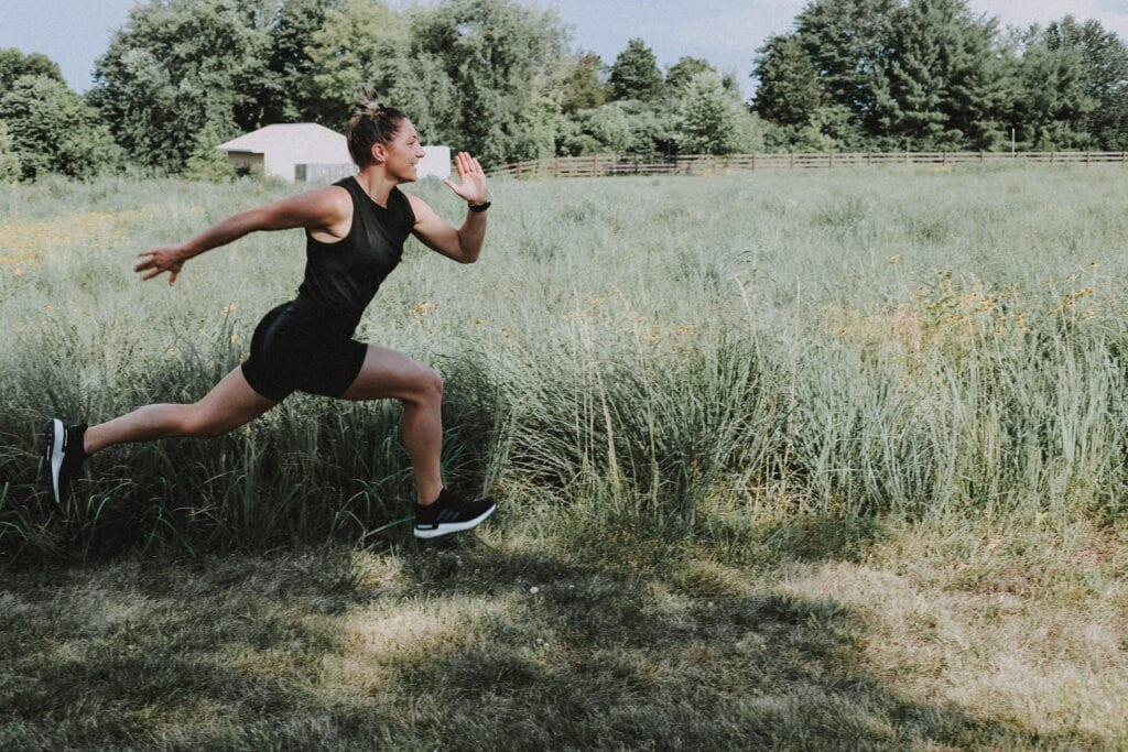 Fast paced fitness programs for beginners